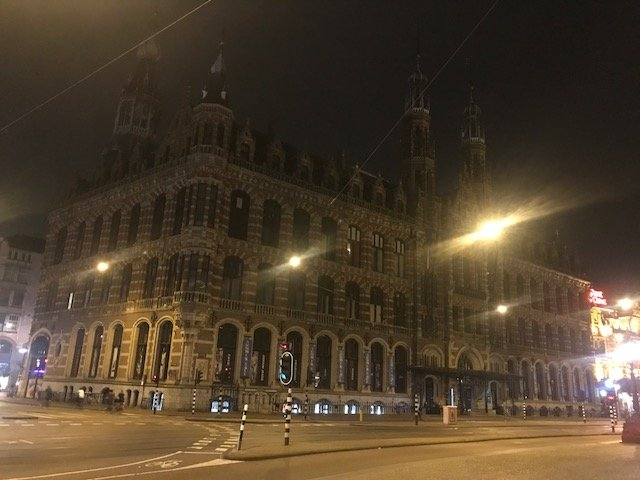 Magna Plaza, the Old Post Office - Overnight Layover Amsterdam