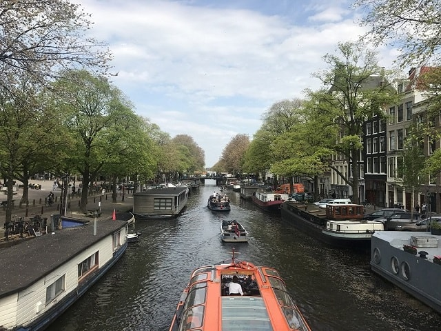 Amstelveld - A brief history of the Canals in Amsterdam
