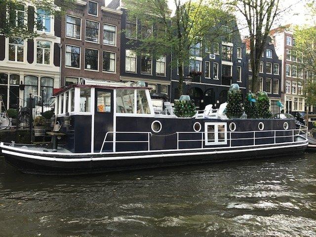 Arty Houseboat