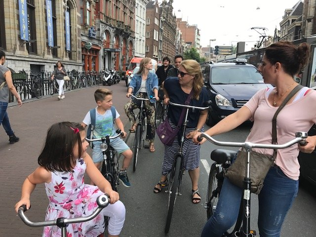 Go Cycling Amsterdam